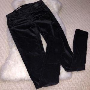 AG Velvet Pants